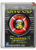 Windows 7 x86 Live CD для загрузки с USB