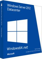 Русский Windows Server R2 64bit 2012