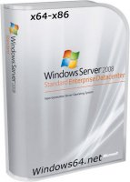 Windows Server 2008 sp2 x64-x86 rus