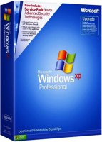 Windows XP SP3 professional 32-bit RUS